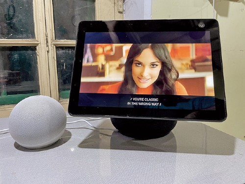 Amazon Echo Show 10 is a big step forward from previous generations of Echo speakers