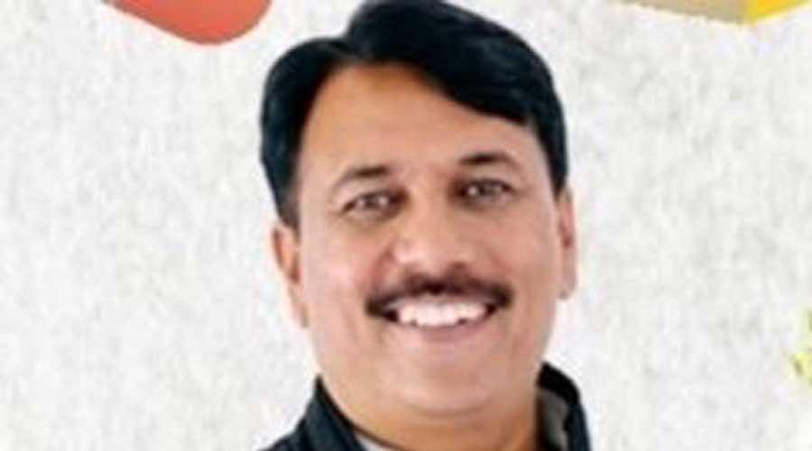 Gujarat Congress chief Amit Chavda