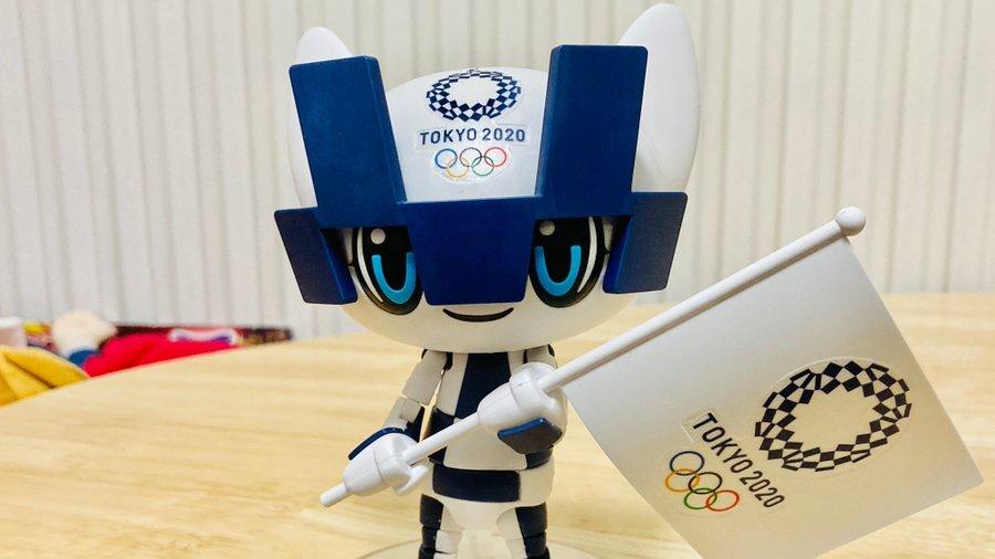 Meet Miraitowa, the Tokyo 2020 mascot
