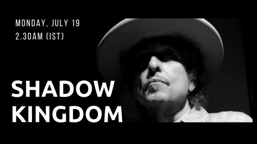 Bob Dylan's coming home