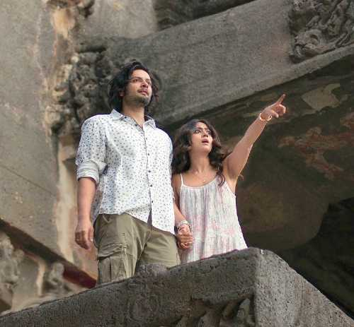 Ali Fazal and Anindita Bose in Srijit Mukherji's Forget Me Not