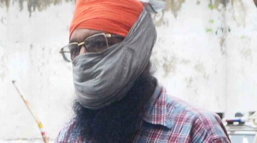 File picture Harpal Singh Thapper