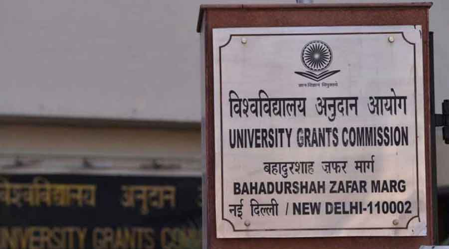 University Grants Commission.