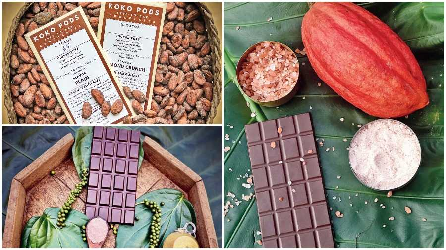 Only bean-to-bar is the answer to one's quest for real, pure, local, and sustainable chocolate