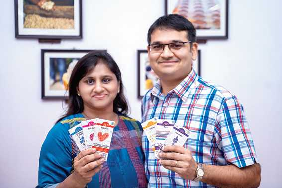 Nitin Chordia is India's new chocolate guru and, along with wife Poonam, is the brain behind bean-to-bar brand Kocoatrait