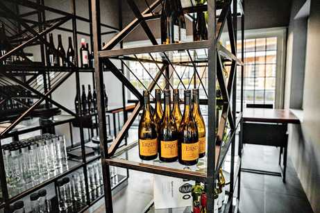 You can't carry liquor into Maldives, neither in your bag nor from the duty free. However, all hotels have well-stocked bars at reasonable rates and also serve pork products