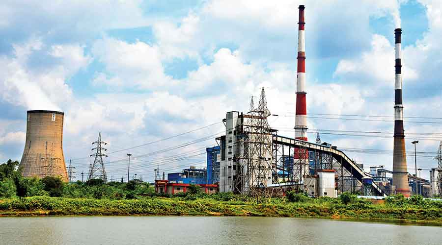 A view of the Durgapur Projects Limited plant.