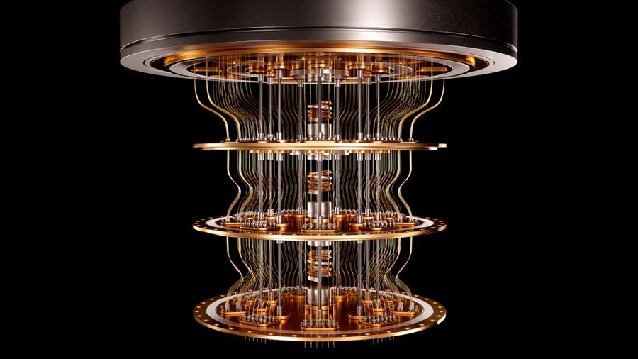 Quantum computer. (Representational image)