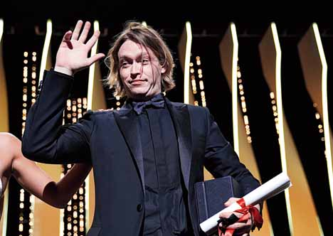 Caleb Landry Jones won Best Actor for Nitram