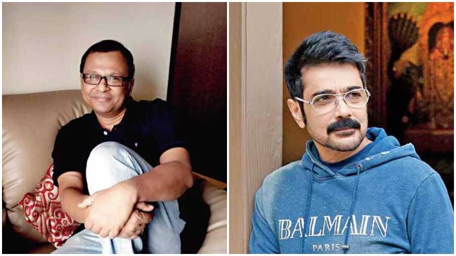After films like Mayurakshi and Robibar, Prosenjit and director Atanu Ghosh are coming together once again for the film Shesh Pata