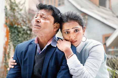 Suprobhat and Anindita Bose