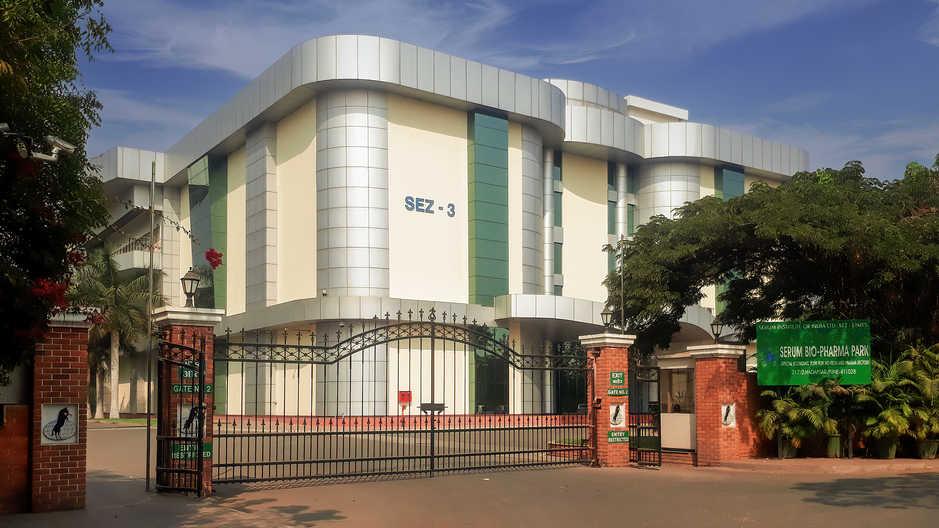 Serum Institute of India, Pune.