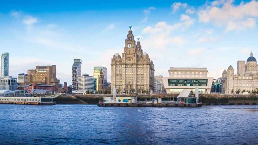 Liverpool was named a World Heritage Site by the UN's cultural organisation in 2004, joining landmarks such as the Great Wall of China, the Taj Mahal, and the Leaning Tower of Pisa.