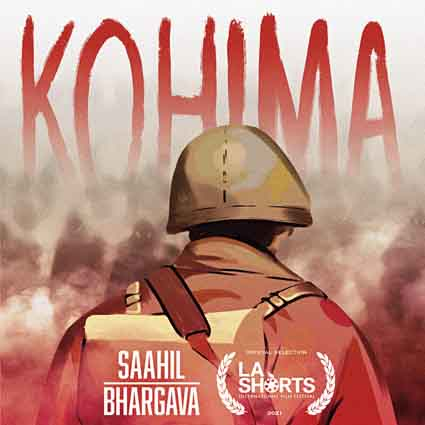 The video for Kohima has been made by Saahil Bhargava and Harmeet Rahal.