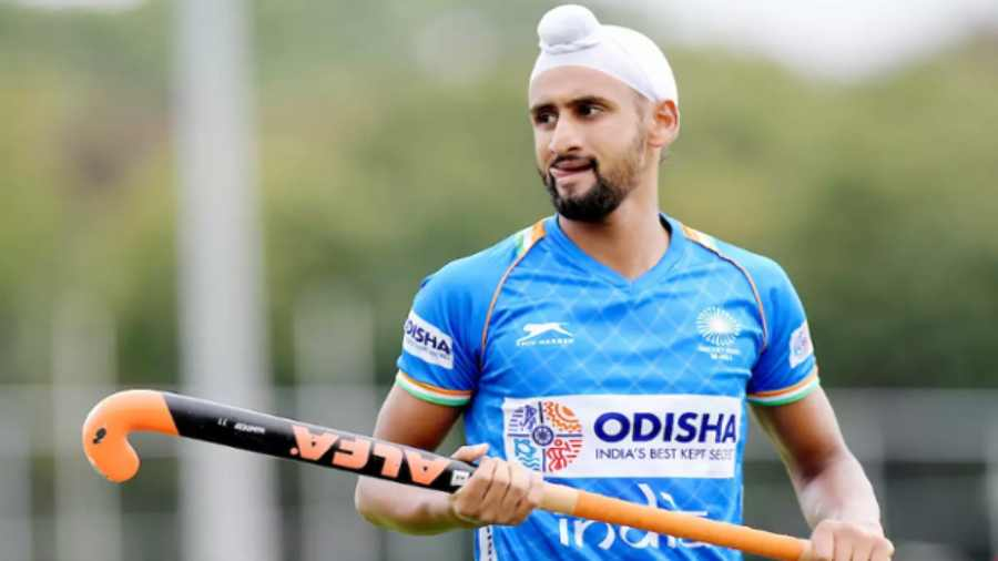 Mandeep Singh has already played over 150 international matches for the country but is making his Olympic debut now.