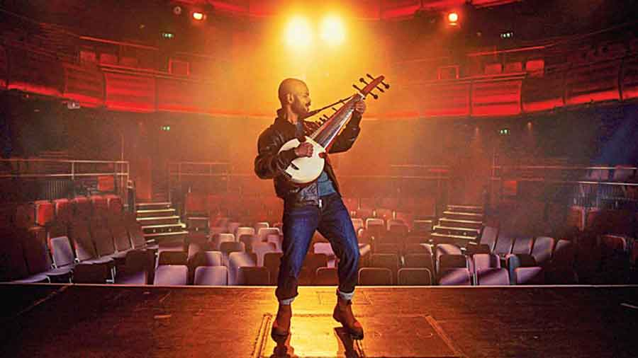 Sarod player Soumik Datta's project, Songs of the Earth, will be presented in the run up to the 26th UN Climate Change Conference of the Parties (COP26) in Glasgow in November.