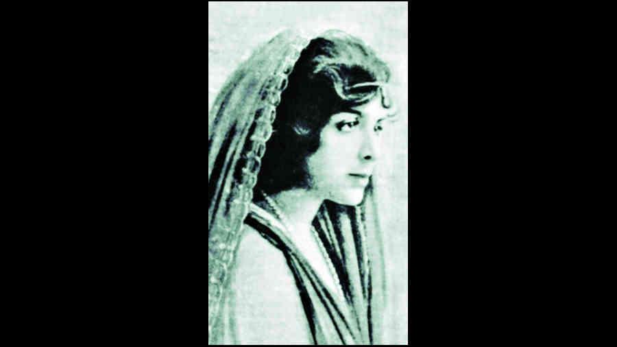 Ruttie Jinnah.