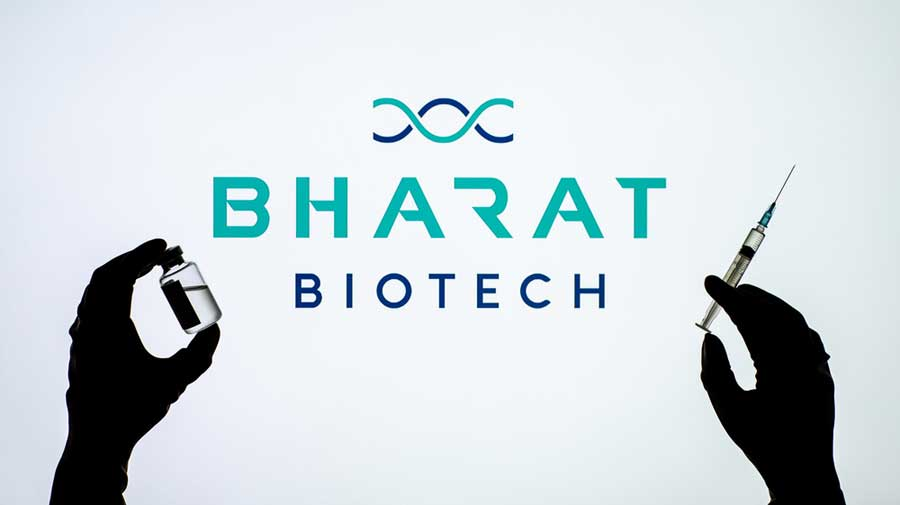Bharat Biotech is pursuing approvals in various countries as per legal requirements applicable in each country.