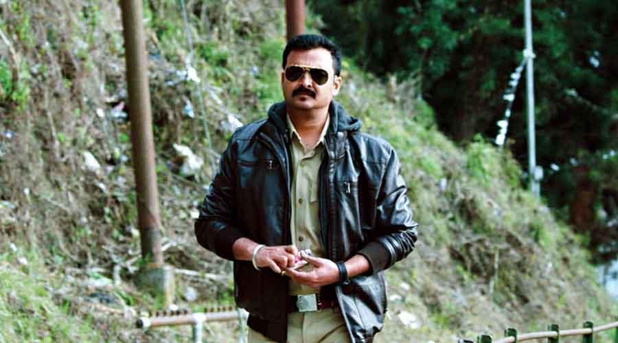Rajdeep in Murder In The Hills, streaming on Hoichoi.