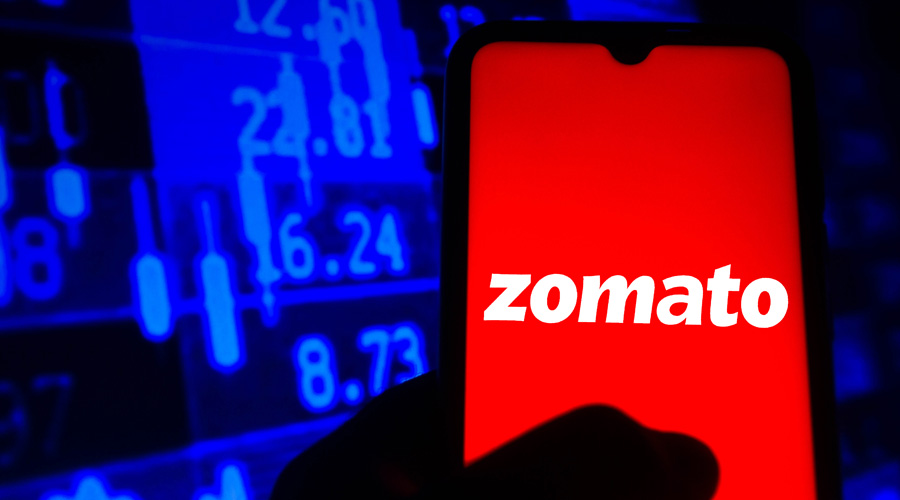 Zomato's IPO was subscribed over 38 times and it had come in the price band of Rs 72-76 per share.
