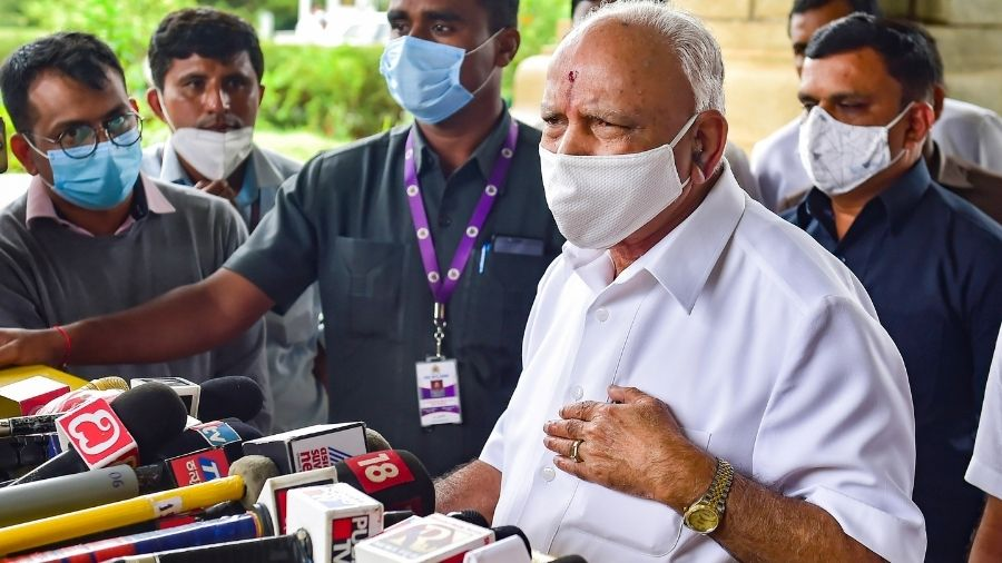 Yediyurappa: Will let you know