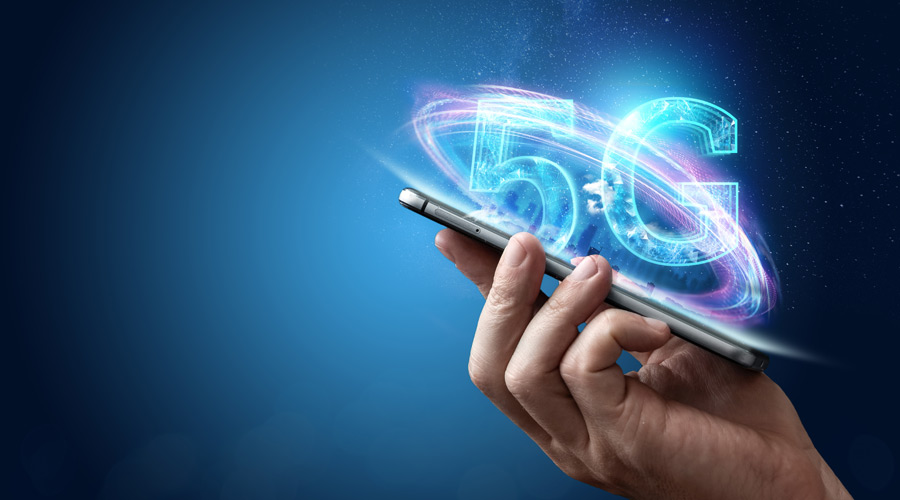 5G networks are capable of data speeds at least 20 times faster than 4G and seen as vital for emerging technologies such as self-driving cars and artificial intelligence.