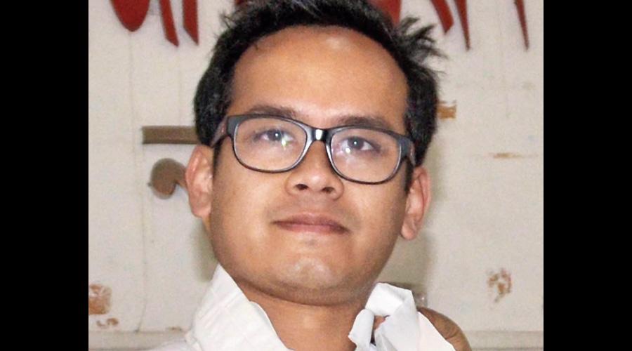 Congress MP from Assam Gaurav Gogoi