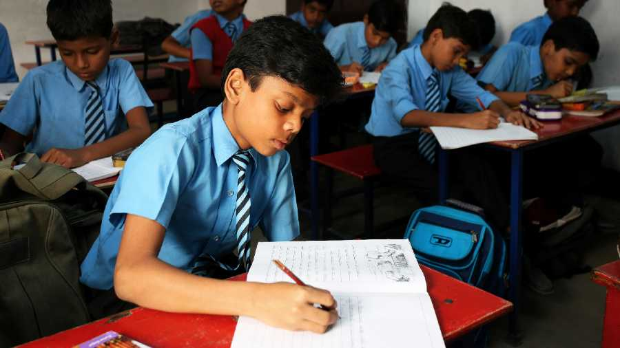 Primary and Secondary Education Minister B C Nagesh said that the government decided to reopen schools after approval from the state's technical advisory committee on COVID-19.