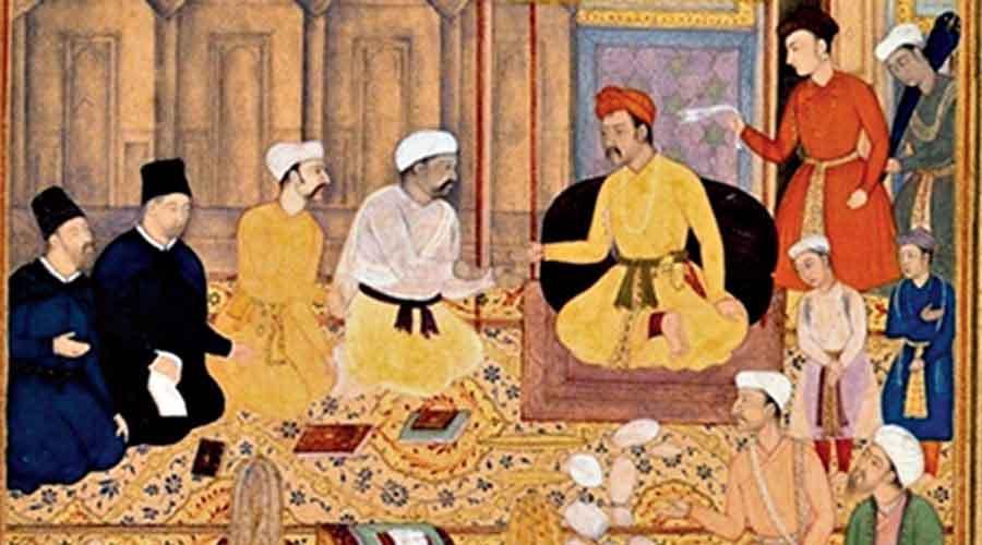 Jesuits at Akbar's court.