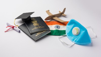 As India is fighting the second wave, plans of research scholars wanting to visit this summer had to be postponed