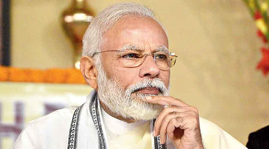 Narendra Modi ceebrates his 71st birthday on Friday.