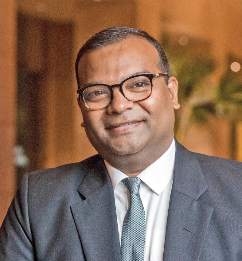 Kumar Shobhan, general manager, Hyatt Regency Kolkata