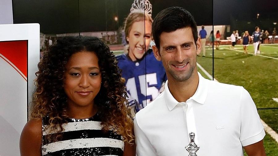 Both Novak Djokovic and Naomi Osaka won the 2018 US Open.