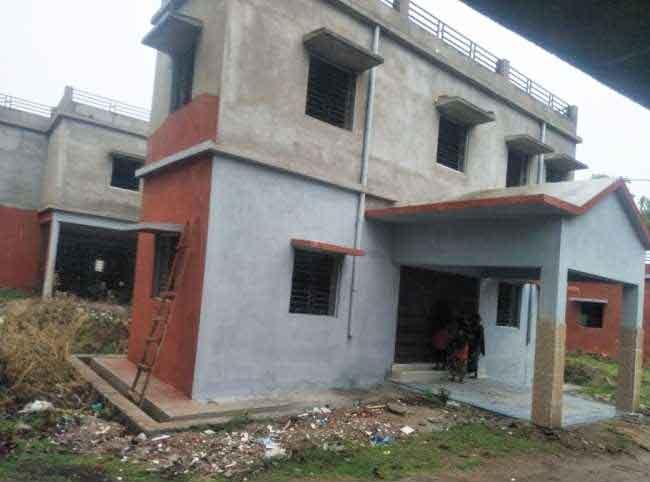 Huntergunj community health centre in Chatra.