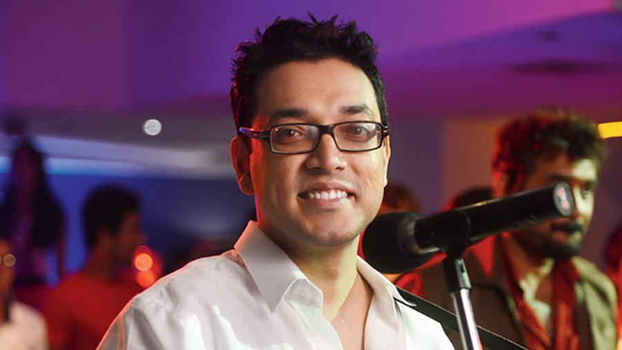 Anupam Roy.