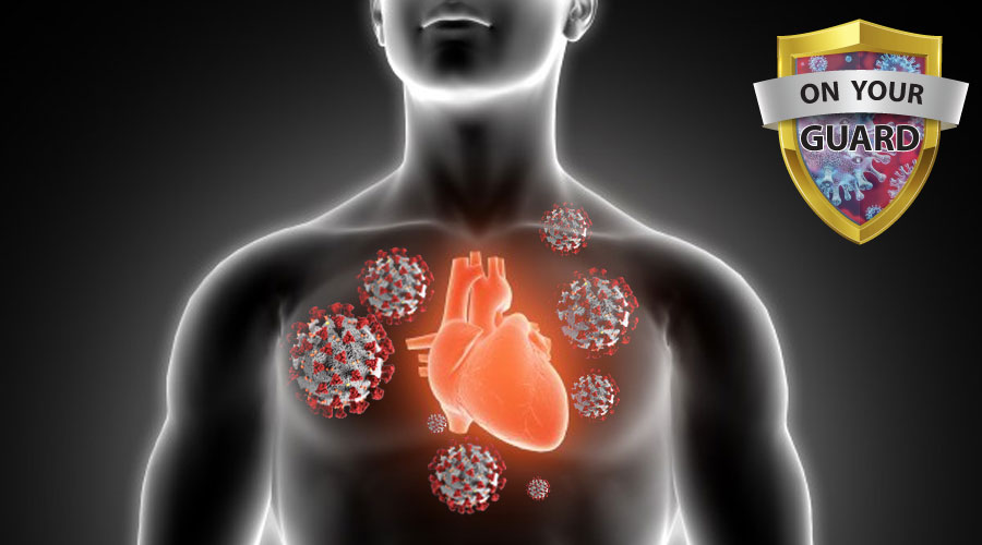 The coronavirus may end up infecting and damaging heart muscle tissue directly, as is possible with other viral infections, including some strains of the flu.
