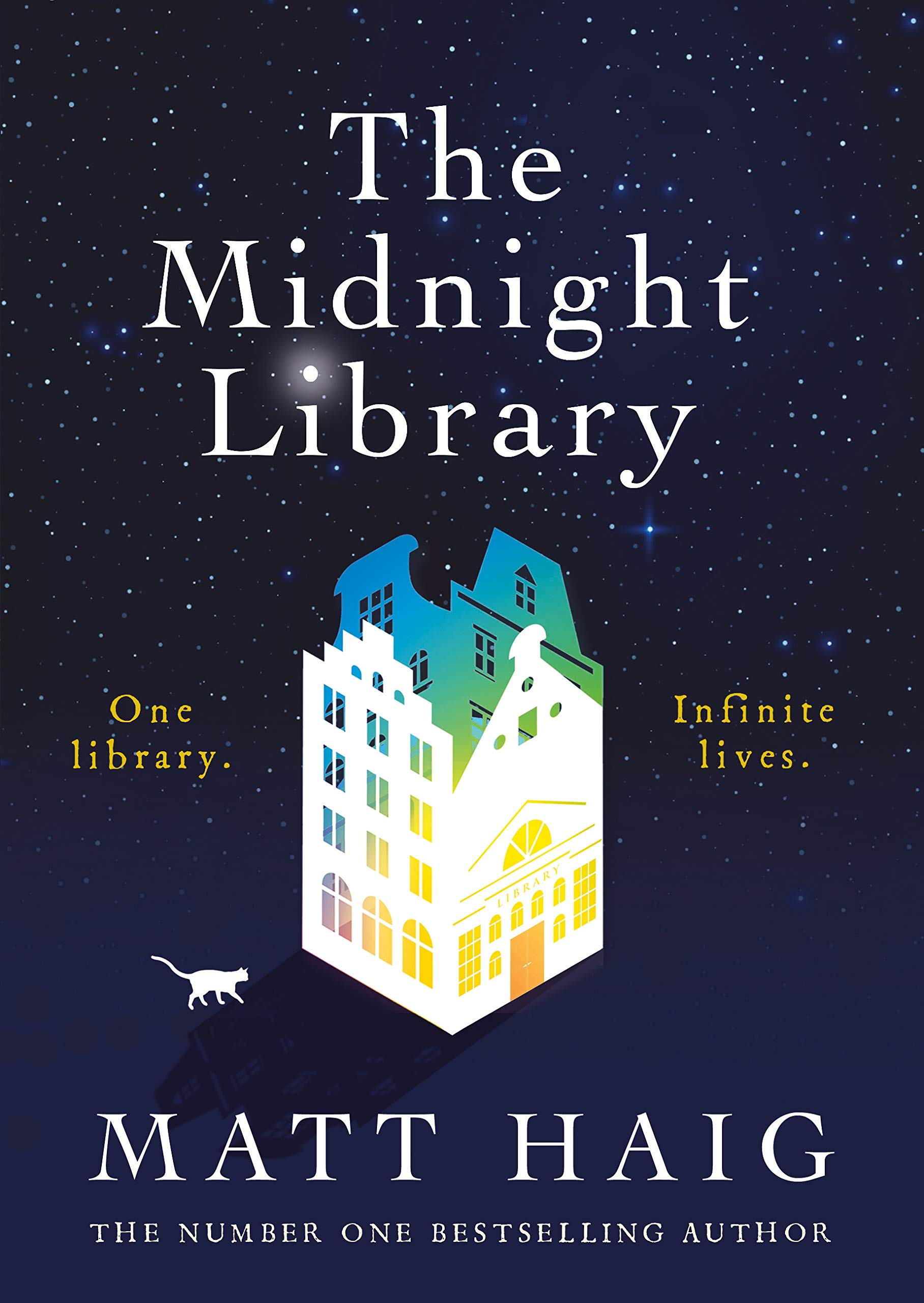The Midnight Library by Matt Haig, Canongate, Rs 599