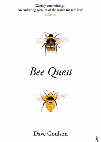 Bee Quest by Dave Goulson.
