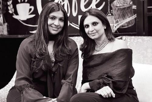 Karishma Swali and Monica Shah