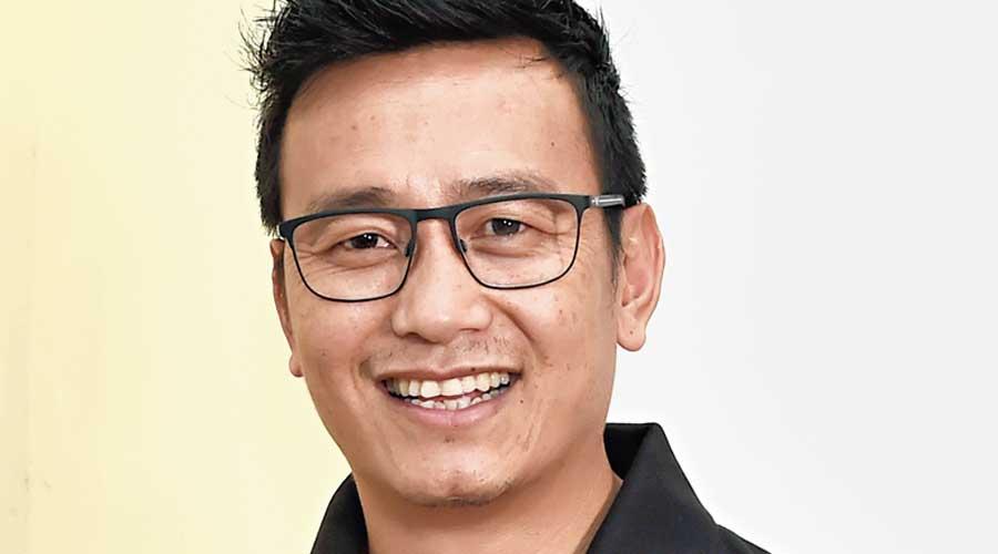 Bhaichung Bhutia.