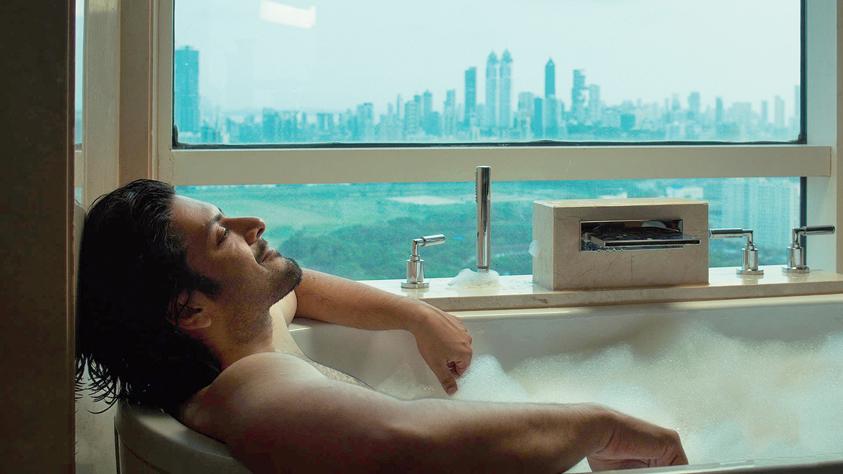 Ali Fazal in Forget Me Not, directed by Srijit Mukherji