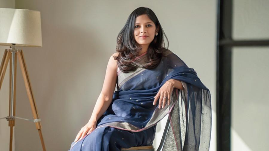 Aditi Chand, the CEO and co-founder of Benaras-born brand Tilfi