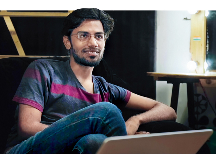 Comedian Biswa Kalyan Rath, an alumnus of IIT Kharagpur, features in Alma Matters