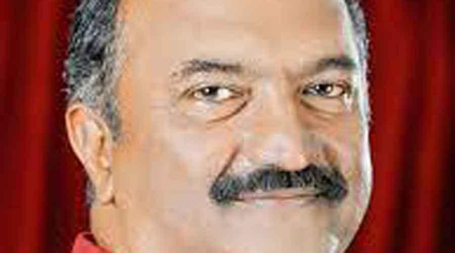 Kerala finance minister K.N. Balagopal