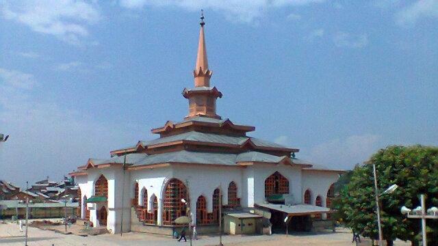 A shrine for many faiths