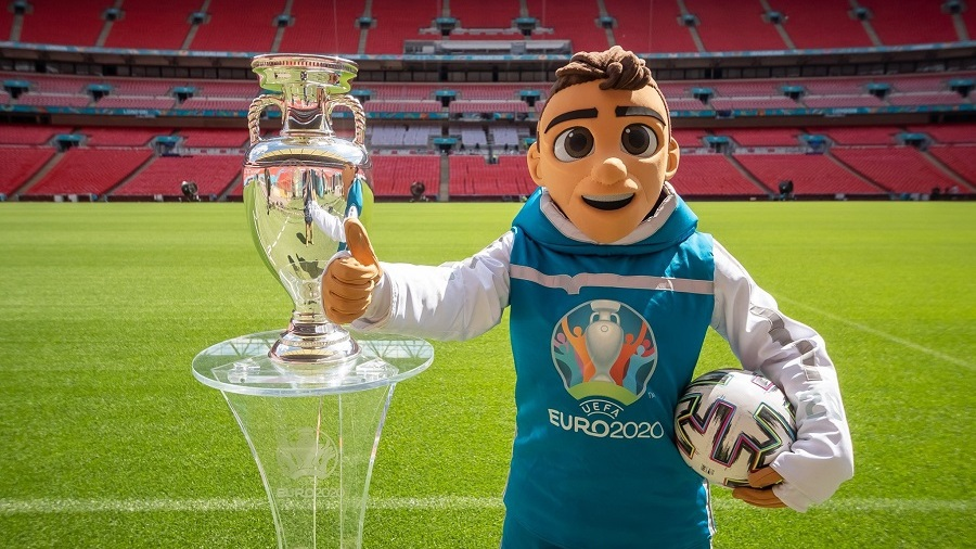 The Euro 2020 final will be held at the Wembley Stadium.