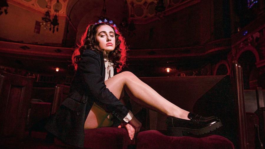 Rachel Sennott as Danielle in Shiva Baby