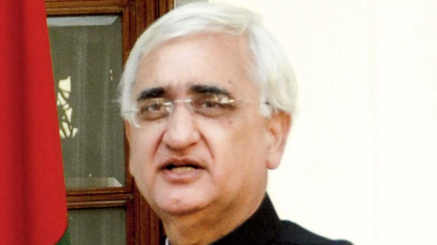 """Party veteran Salman Khurshid summed up the mood. """"There is more to politics than one's personal career. There should be. Participation in politics is not merely about personal aspirations,"""" Khurshid told The Telegraph."""