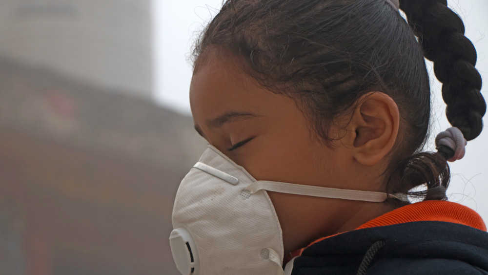 Just before the outbreak of Covid-19, we saw that schools in Delhi had to be locked down as there was not enough oxygen in the air for children to breathe freely.
