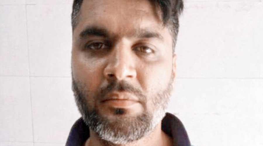 Bharat Kumar aka Sumit Kumar.